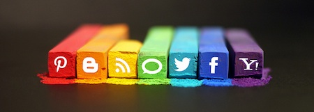 The Art of Social Media by mkhmarketing on Flickr (Creative Commons)