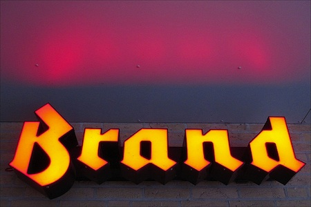 """Brand"" by Rupert Ganzer on Flickr (Creative Commons)"
