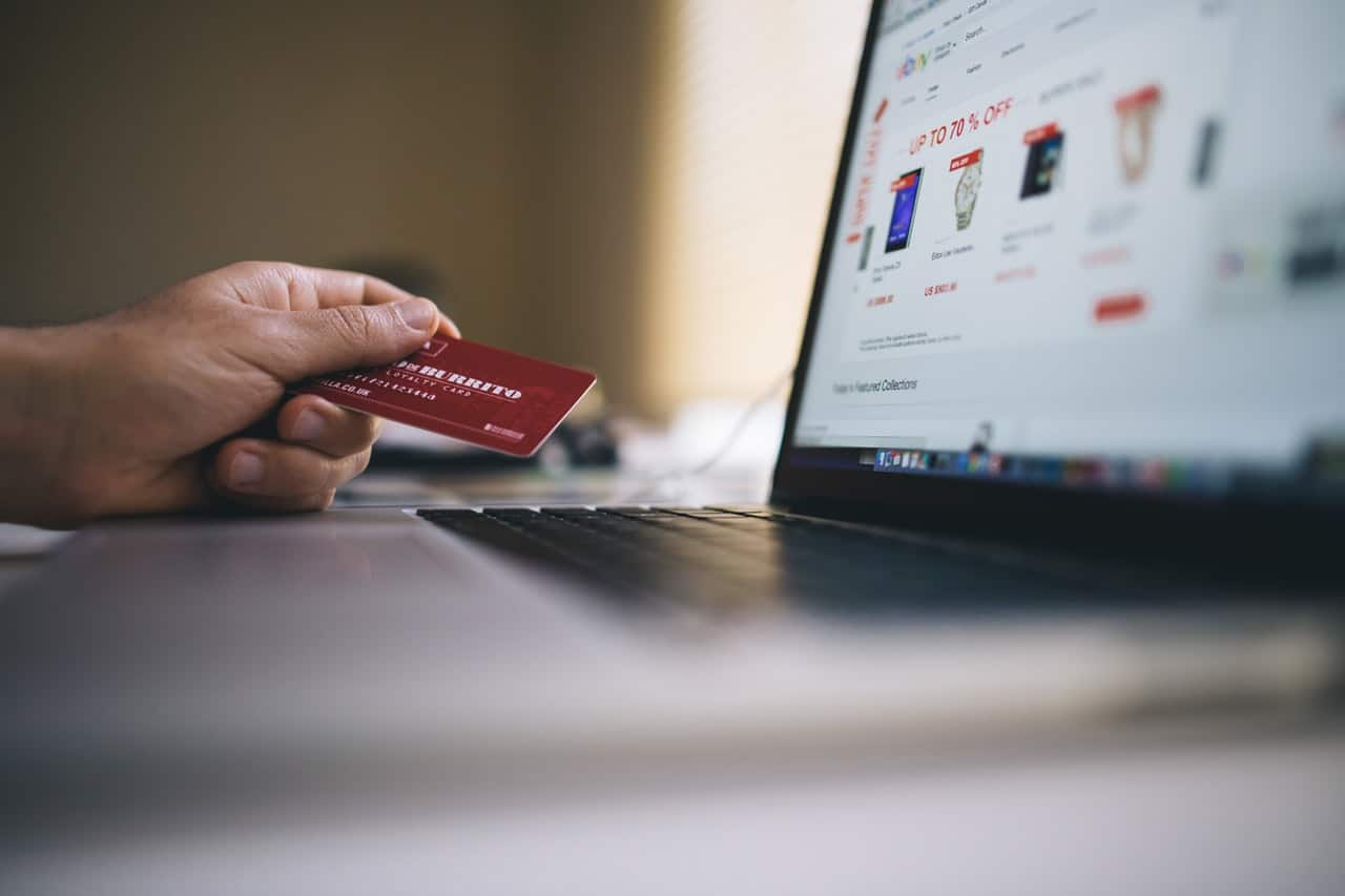 credit card e-commerce SEO